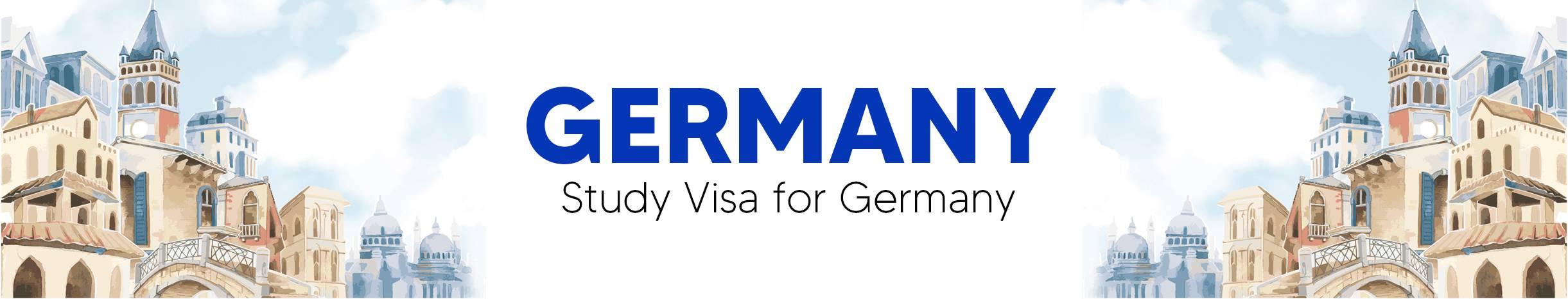 Student visa for Germany