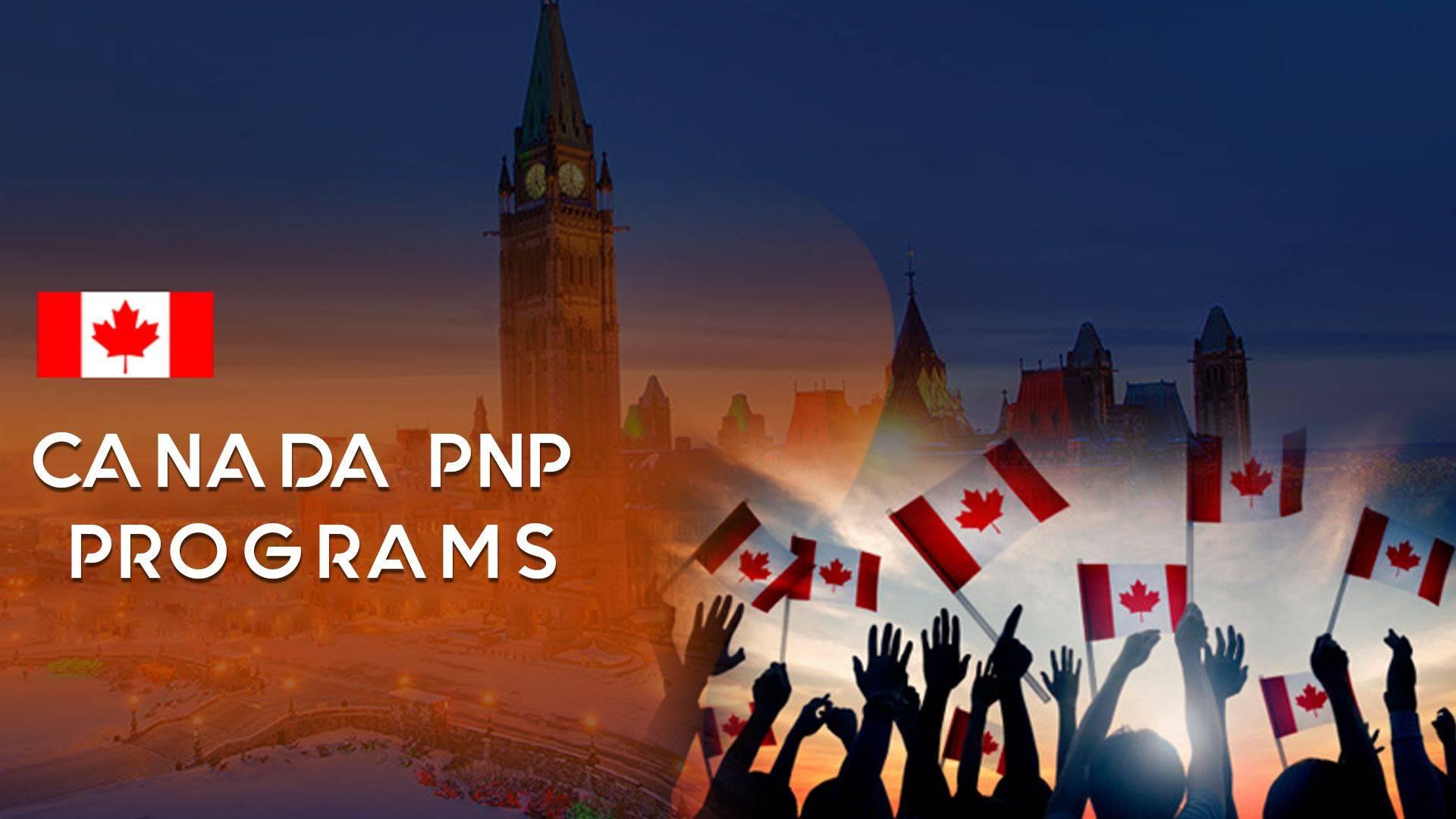 Canada provincial nominee program PNP