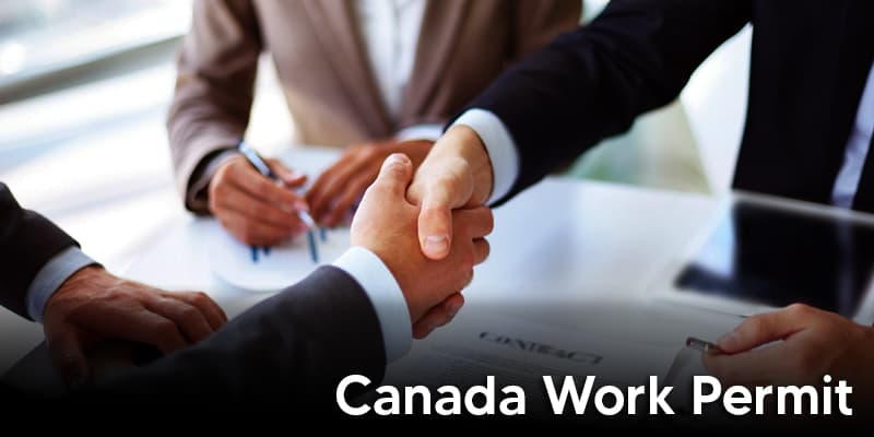 Canada Work Permit Visa for Indian and other foreign national