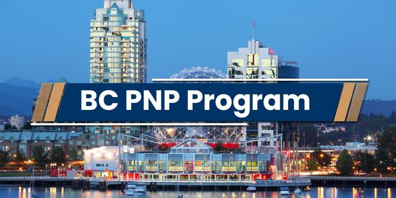 BC Pnp program