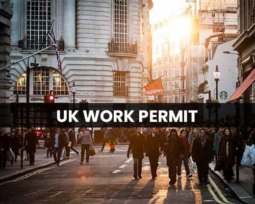 UK work permit visa