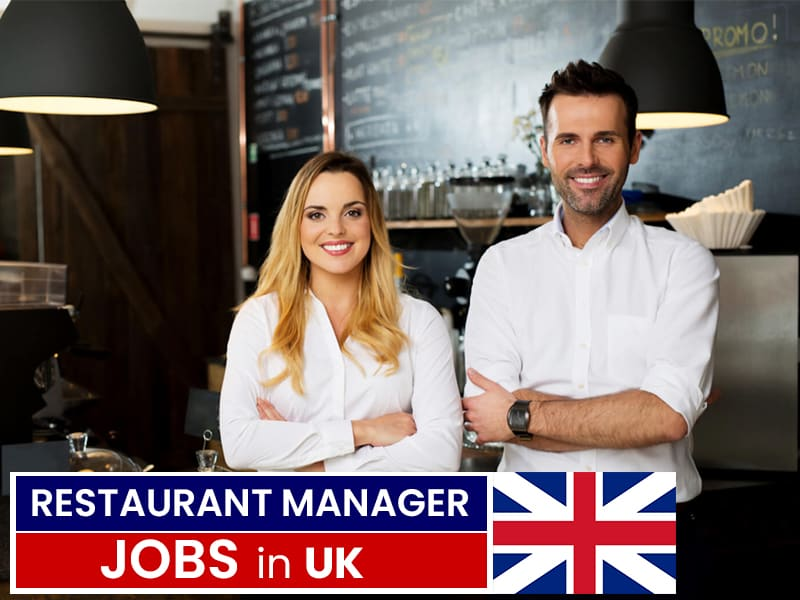 Restaurant Manager Jobs in the UK